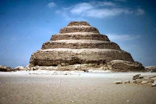 La maravilla de la pirámides