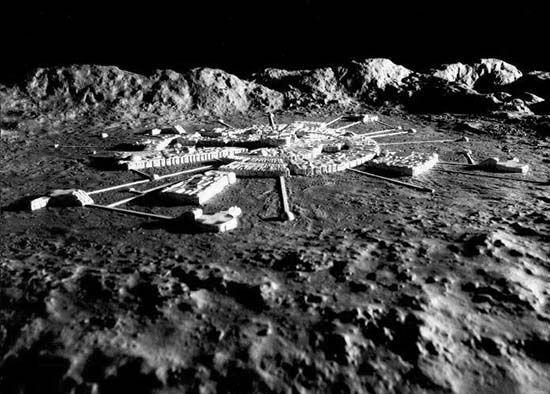 Revelan video de alienígena en la Luna