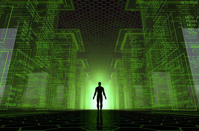 El gran universo Matrix - Holográfico