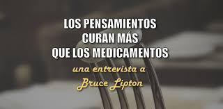 Bruce | BiologÍa De La Creencia -bruce Lipton | Escritores