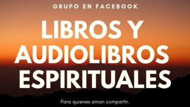 Libros y audiolibros espirituales - Grupo en Facebook