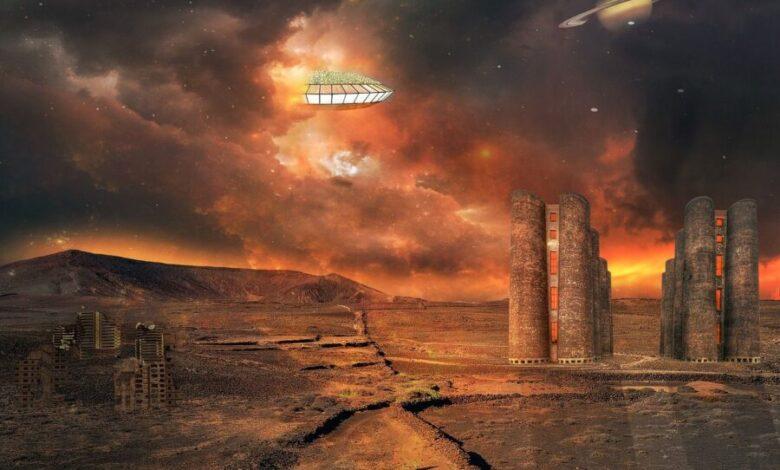 Avistamientos de naves extraterrestres