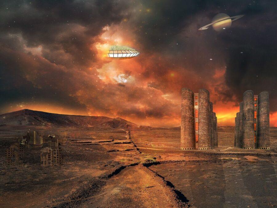 Las guerras de Orión