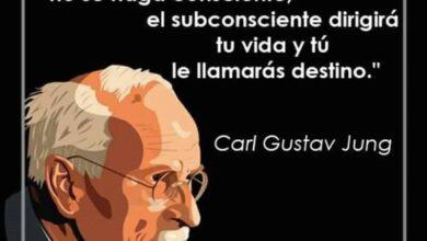 Reflexiones de Carl Jung