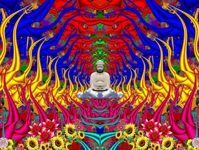 El gradiente Vibratorio del Universo y de las Almas