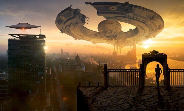 Mensaje para la federacion galactica