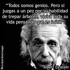 Frases y reflexiones de Albert Einstein