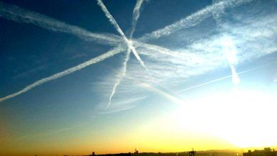 Los chemtrails