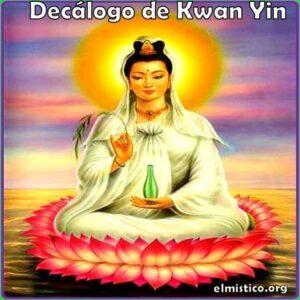 Decálogo de Kwan Yin
