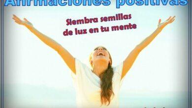 Afirmaciones para proyectar tu vida positivamente